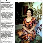 kavani6-150x150 چالشهای هنر مهاجرت و جغرافیای بومی در گفتگو با شکوفه کاوانی نقاش ایرانی مقیم استرالیا