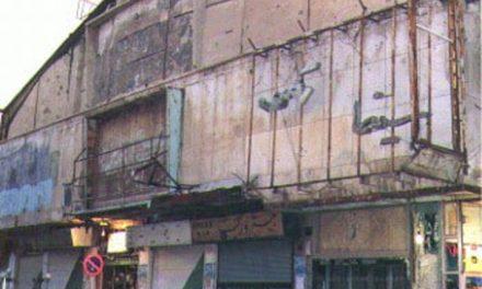 برای ۳۵مین سالگرد فاجعه هولناک آتشسوزی سینما رکس آبادان