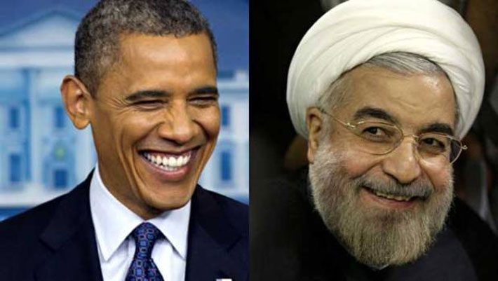 روحانی و اوباما تلفنی گفتوگو کردند