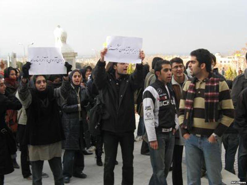 نامهی اعتراضی دانشجویان محروم از تحصیل