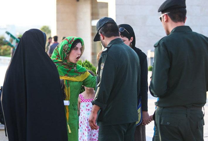 معیار پوشش قانونی چیست؟ کجای حجاب من اشکال داشت؟