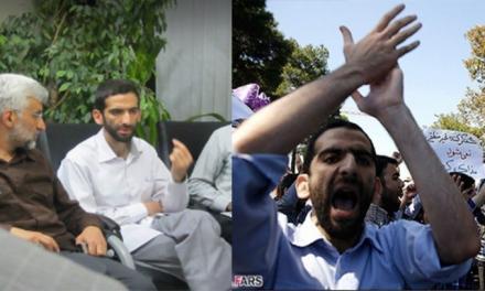 آقای جلیلی! نظر شما درباره حمله دیروز به روحانی و این عکس چیست؟