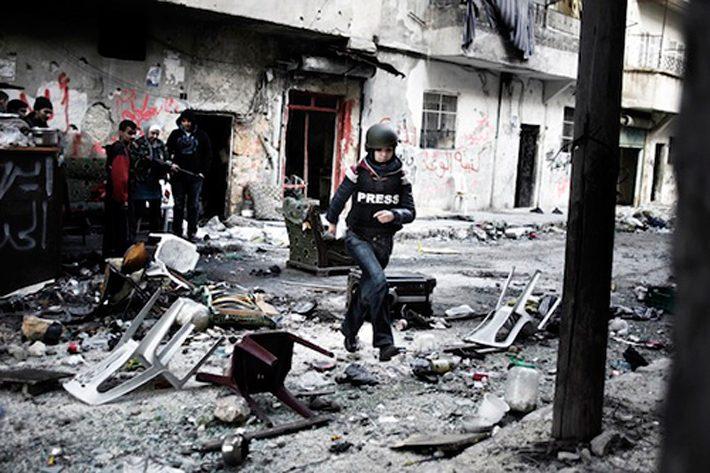 روایت یک روزنامهنگار آزاد از جنگ سوریه