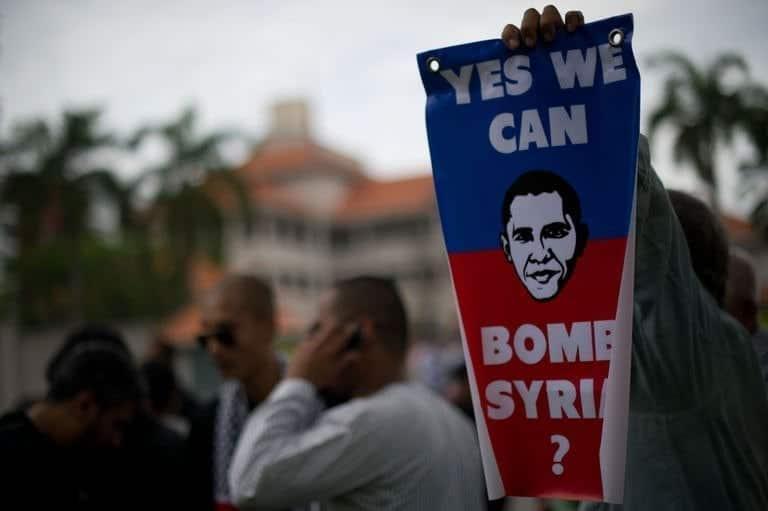 همهٔ دنیا مخالف جنگ است، بهجز…!