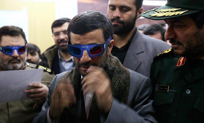 سایه حضور احمدینژاد بر گزارش «توزیع حس شادمانی» در ایران