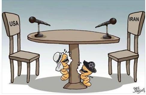 america-iran-karikator