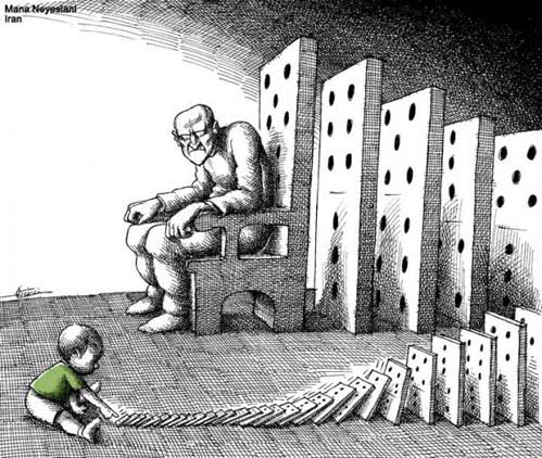 mana_neyestani_domino_effec