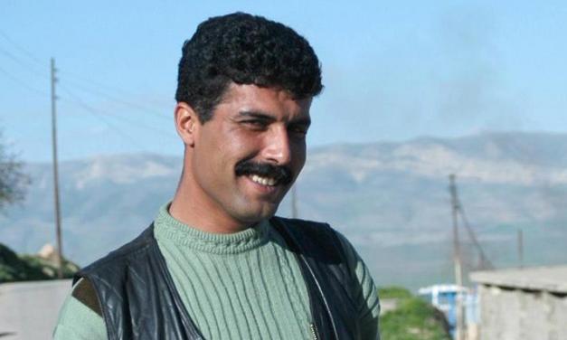 شیرکو معارفی در زندان سقز اعدام شد