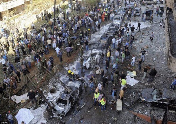 سرنخهایی از عاملان بمب گذاری مقابل سفارت ایران در بیروت