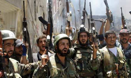 «ایران صدها گردان نیرو در سوریه دارد»