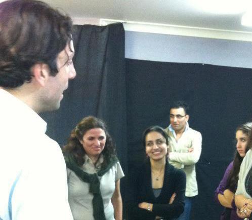 گفتوگو شهرگان با مهران مرتضایی، کارگردان و نمایشنامهنویس ساکن سیدنی – استرالیا