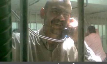 وضعیت وخیم کسری نوری در زندان و گرفتگی عصب سیاتیک وی