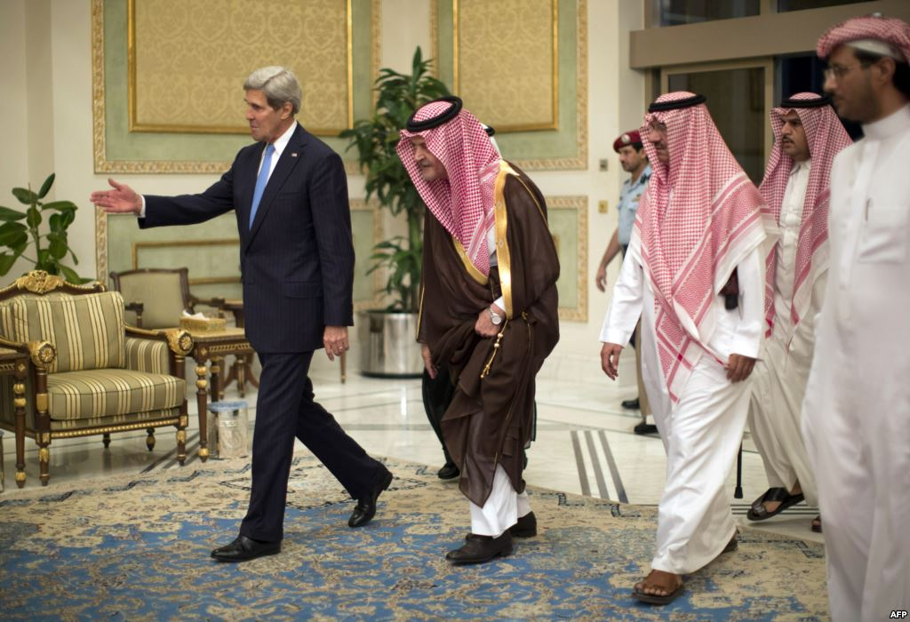 افشای گفت وگوی تند و طوفانی کری و ملک عبدالله
