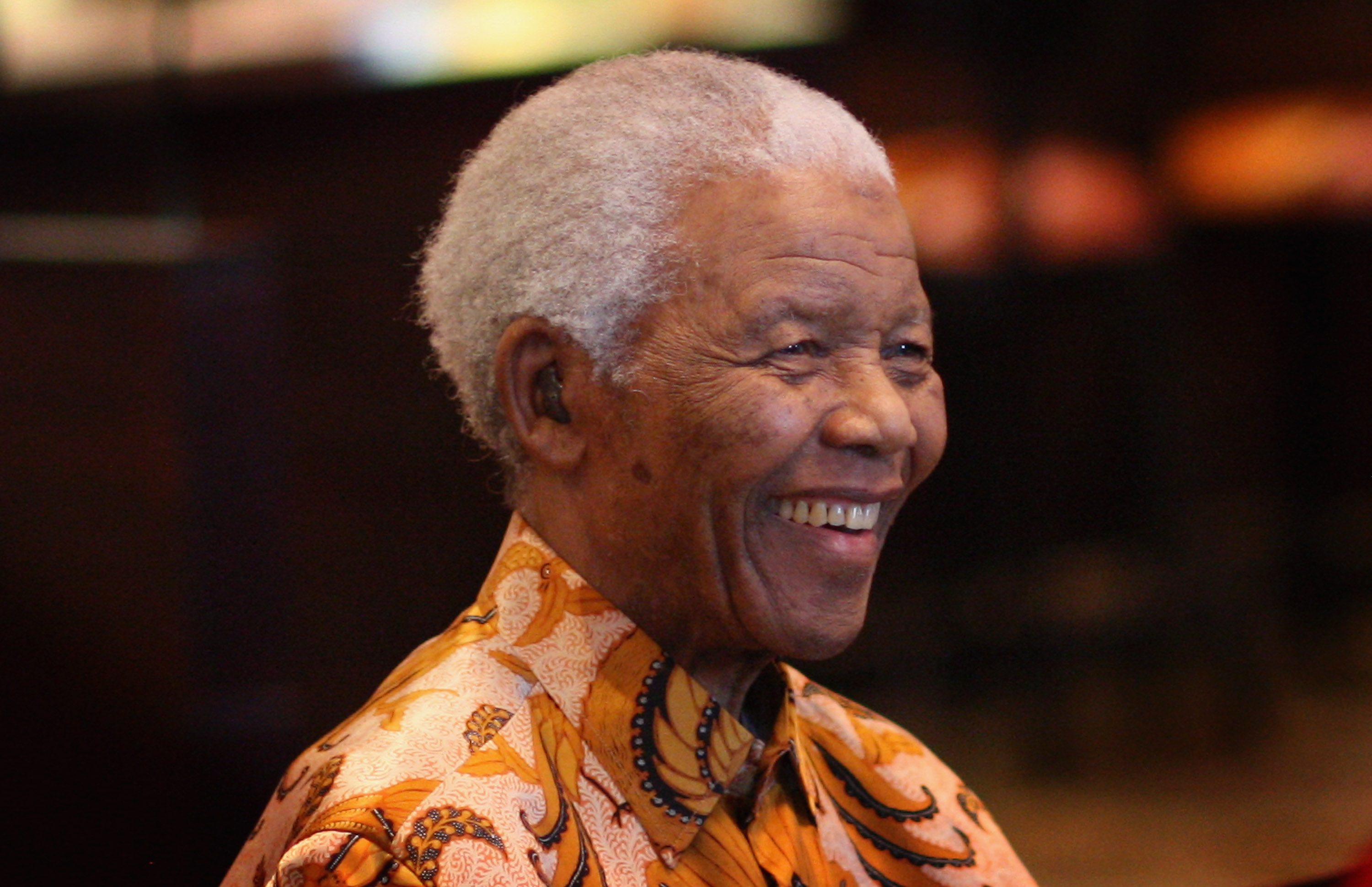 One&Only Cape Town: Lunch To Benefit The Mandela Children's Foundation