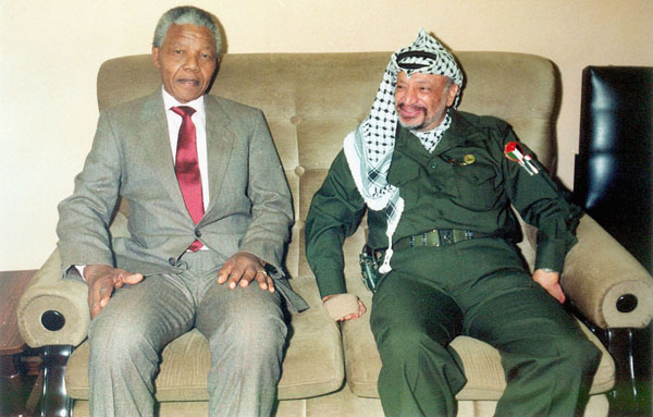 FILE – Former South African President Nelson Mandela Has Died Aged 95