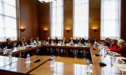 حضور ایران در ژنو ۲ موکول به تصمیم آمریکا و روسیه شد