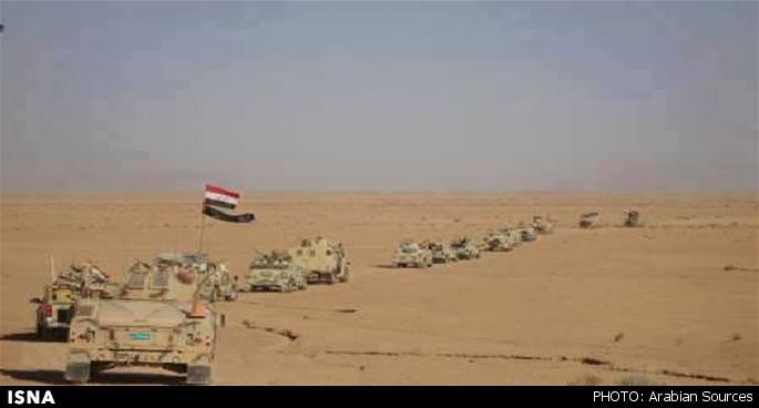 بالاگرفتن درگیریها در غرب عراق و بیرون راندن القاعده از فلوجه و الرمادی