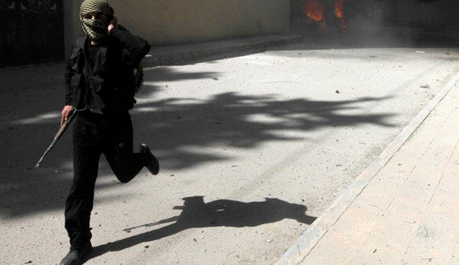 درگیری گروه های تروریستی با یکدیگر در سوریه