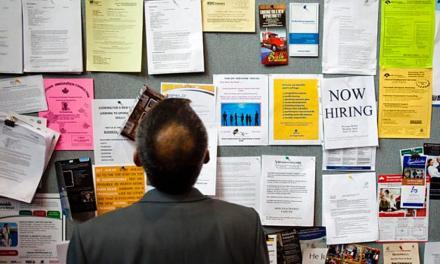 کانادا نزدیک به ۴۶۰۰۰ فرصت شغلی را در ماه دسامبر ۲۰۱۳ از دست داد