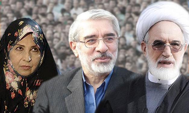 خامنهای نمیداند با حصرشدگان چه کند!