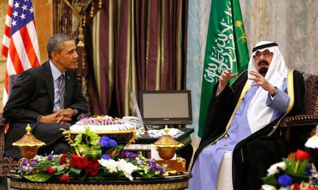 گفتوگوی سران آمریکا و عربستان درباره ایران و سوریه