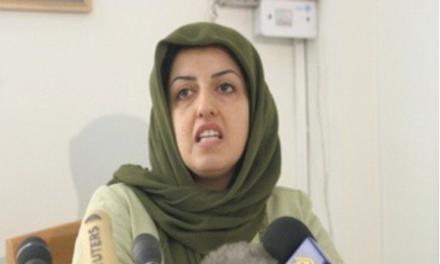 نرگس محمدی: «محکوم فتنه» نیستم بلکه محکوم بیعدالتی و تبعیضام