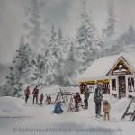 Atashzad-Shahr0414-19-150x150 برگزاری نمایشگاه نقاشی آبرنگ محمدرضا آتشزاد در ونکوور