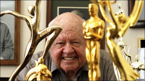 Cinemanegar Photo- Mickey Rooney 001