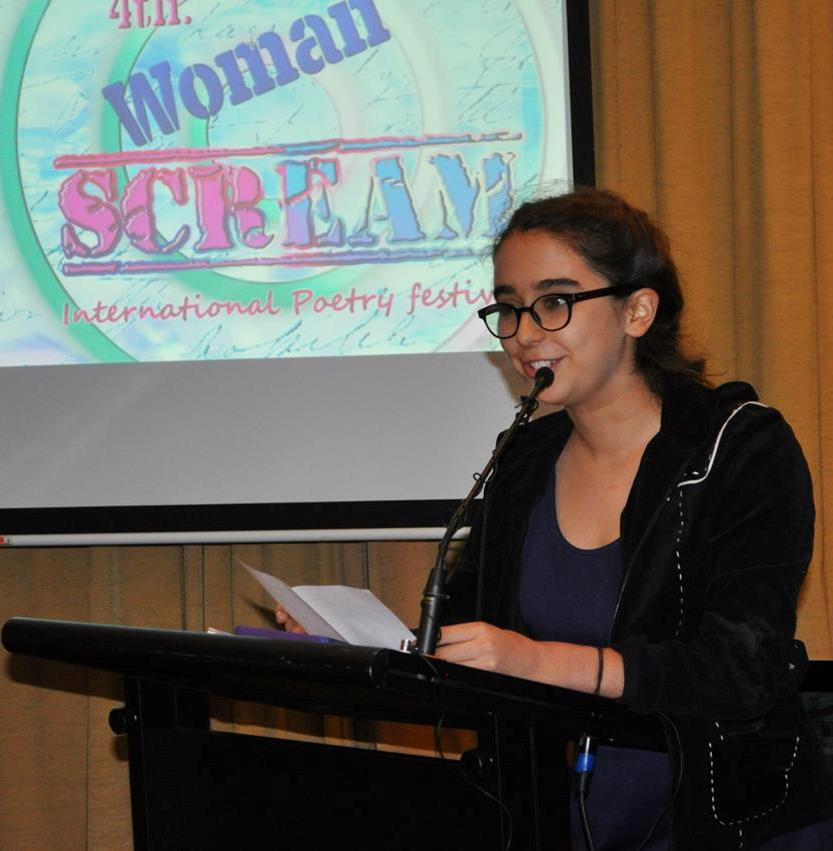 Faryad-Zan-1 «فریاد زن»؛ نخستین فستیوال جهانی شعر زنان در سیدنی- استرالیا