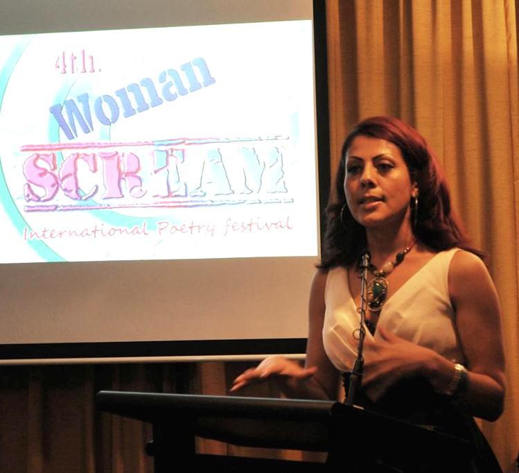 Faryad-Zan-13 «فریاد زن»؛ نخستین فستیوال جهانی شعر زنان در سیدنی- استرالیا