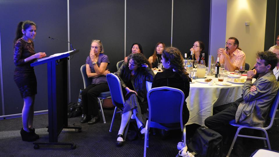 Faryad-Zan-3 «فریاد زن»؛ نخستین فستیوال جهانی شعر زنان در سیدنی- استرالیا