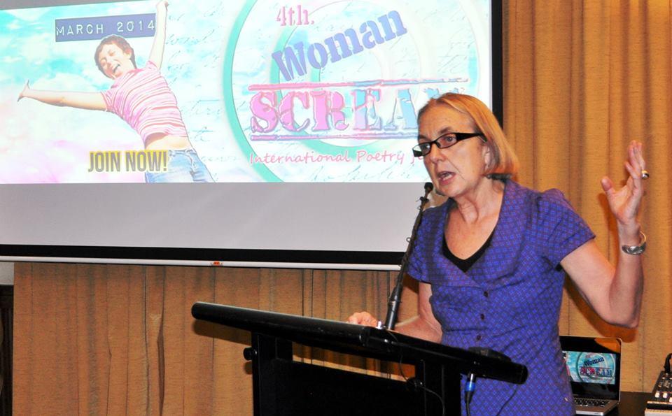 Faryad-Zan-5 «فریاد زن»؛ نخستین فستیوال جهانی شعر زنان در سیدنی- استرالیا
