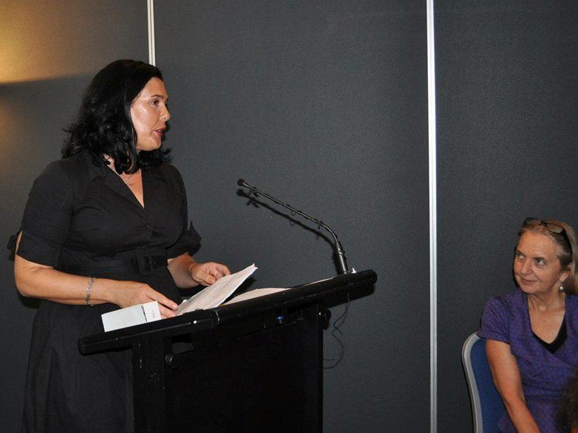 Faryad-Zan-6 «فریاد زن»؛ نخستین فستیوال جهانی شعر زنان در سیدنی- استرالیا