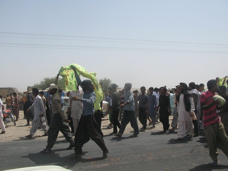 Farmer protest-Iran4