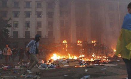 جنایت فاشیستهای اوکراین و سکوت شرمآور رسانههای «مهد دموکراسی»