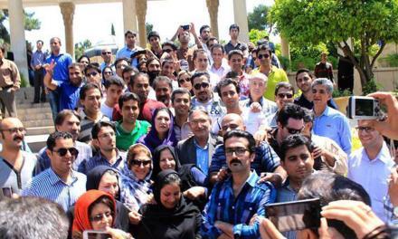 بازداشت محمد نوریزاد به همراه چند تن از دراویش گنابادی در شیراز