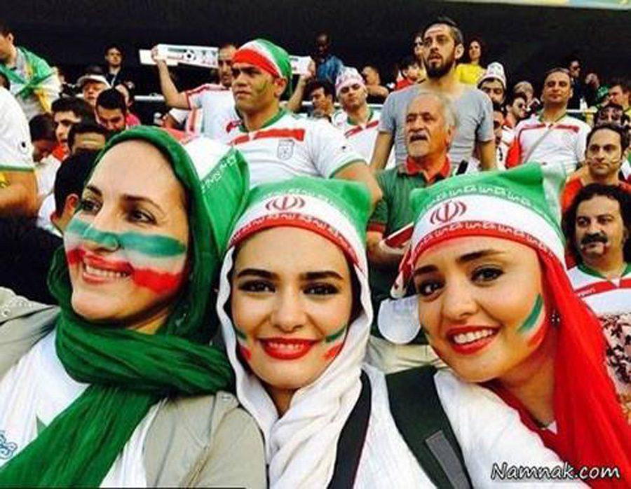 جنجال اقلیت اقتدارگرا در برابر حضور زنان در ورزشگاه