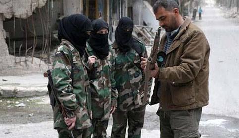 حضور «داعش» و حقوق زنان