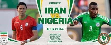 Iran-Nigeria