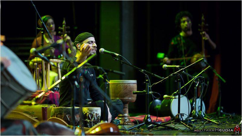 masoudHarati-rastakVan03 صحنههایی از کنسرت گروه موسیقی رستاک در ونکوور به روایت مسعود هراتی