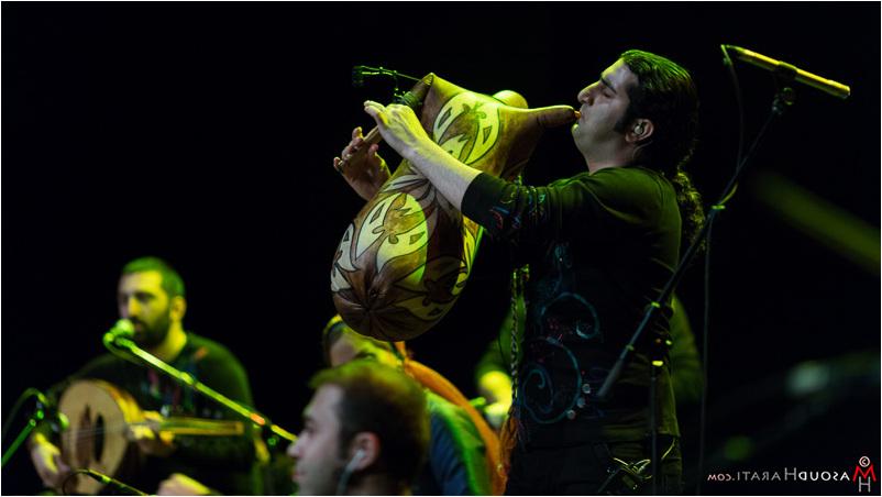 masoudHarati-rastakVan05 صحنههایی از کنسرت گروه موسیقی رستاک در ونکوور به روایت مسعود هراتی
