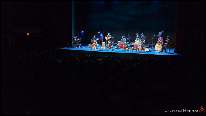 masoudHarati-rastakVan06 صحنههایی از کنسرت گروه موسیقی رستاک در ونکوور به روایت مسعود هراتی