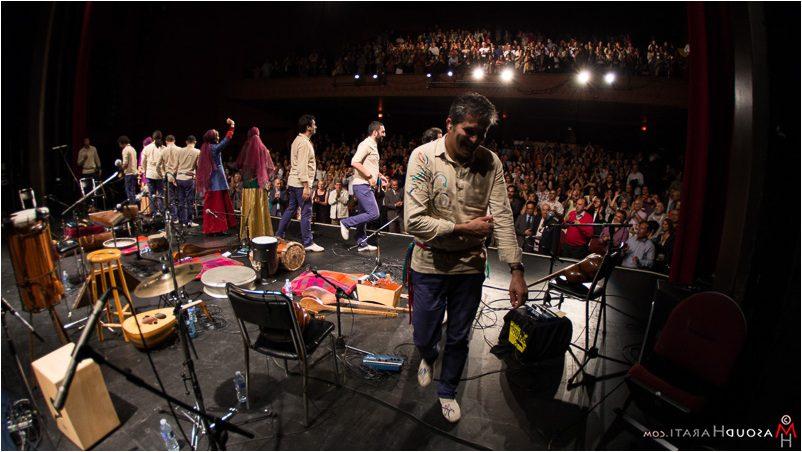 masoudHarati-rastakVan12 صحنههایی از کنسرت گروه موسیقی رستاک در ونکوور به روایت مسعود هراتی
