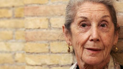 نادین گوردیمر، برنده جایزه نوبل