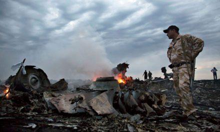 سقوط هواپیمای مالزی بر فراز اوکراین بر اثر شلیک سامانههای دفاعی