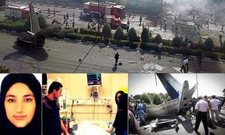 نجات جان ۷نفر با اهدای عضو یک «قربانی تصادفی» سقوط هواپیما در تهران