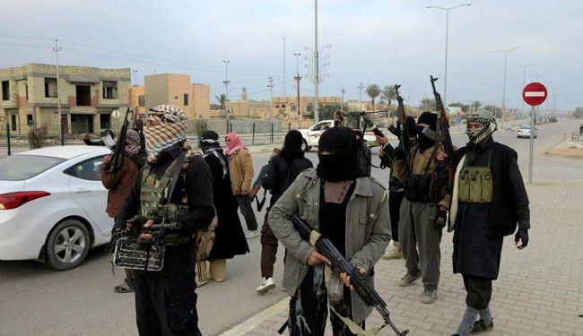 داعش ترتكب جرائم ضد عشائر الدليم