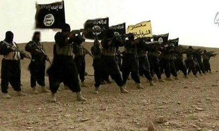تسلط داعش بر ۳۵ درصد خاک سوریه