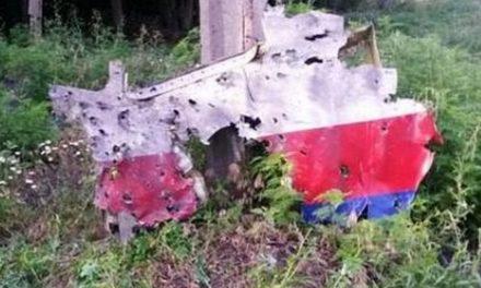 سقوط هواپیمای MH17 مالزیایی توسط جنگندههای نیروی هوائی اوکراین