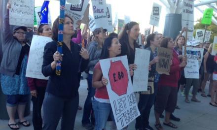وام بدون بهرهی ۸ میلیون دلاری اتحادیههای کارگری بریتیش کلمبیا به معلمان در حال اعتصاب
